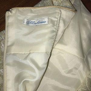Shoshanna Dresses - Shoshanna Gold Dress